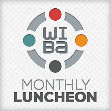 WIBA Monthly Luncheon Graphic